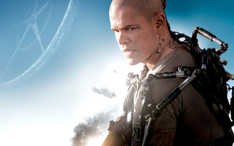 gogo 10 Matt-Damon-Elysium-Movie-Wallpaper